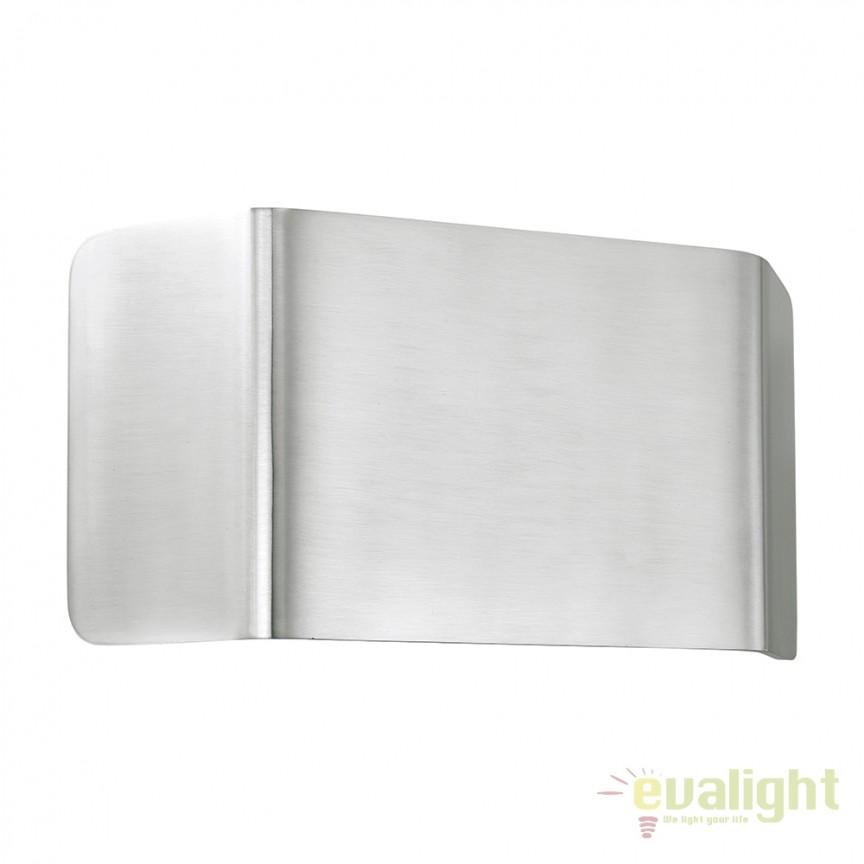 Aplica de perete LED design modern Verona 1lt 67090 EN, Aplice de perete LED, Corpuri de iluminat, lustre, aplice, veioze, lampadare, plafoniere. Mobilier si decoratiuni, oglinzi, scaune, fotolii. Oferte speciale iluminat interior si exterior. Livram in toata tara.  a