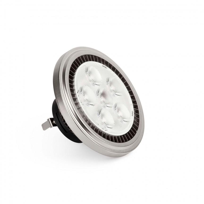 Bec AR111 LED 6X2W 2800-3200K 14178, BECURI ILUMINAT, Corpuri de iluminat, lustre, aplice, veioze, lampadare, plafoniere. Mobilier si decoratiuni, oglinzi, scaune, fotolii. Oferte speciale iluminat interior si exterior. Livram in toata tara.  a