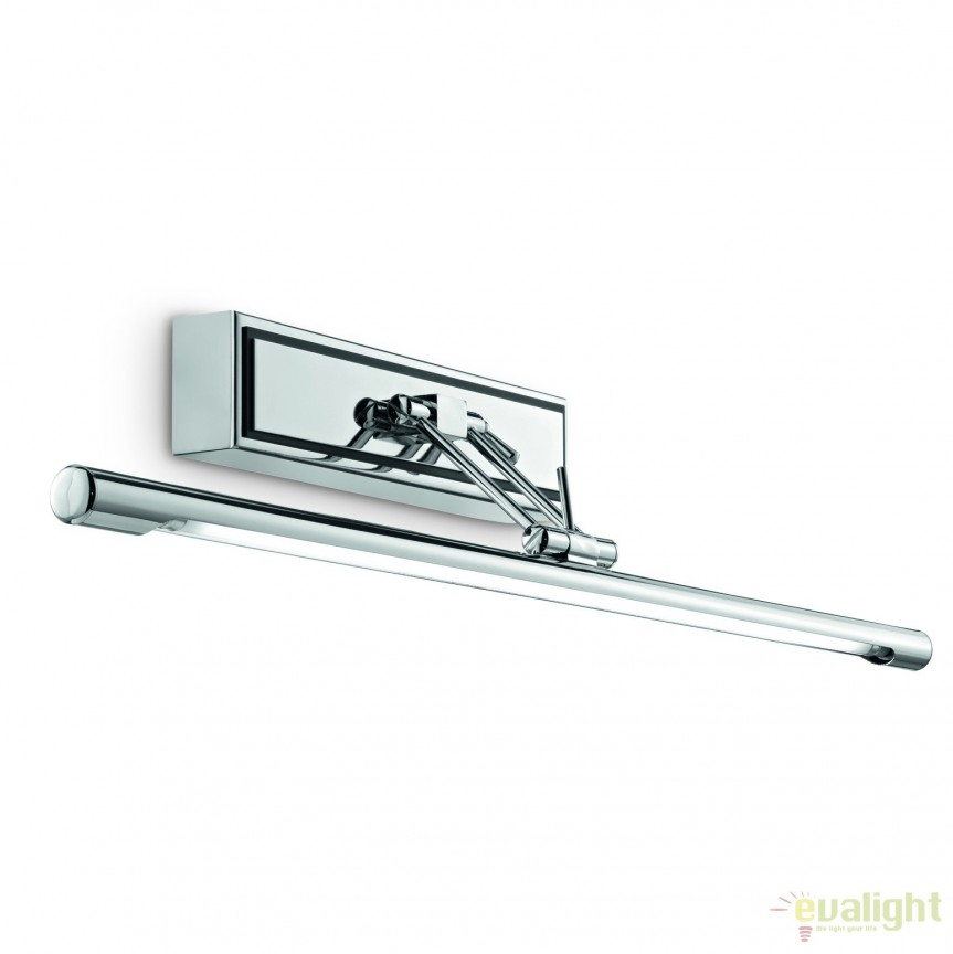 Aplica LED pentru oglinda/ tablou design clasic MIRROR-51 AP75 crom 143842, Aplice de perete LED, Corpuri de iluminat, lustre, aplice, veioze, lampadare, plafoniere. Mobilier si decoratiuni, oglinzi, scaune, fotolii. Oferte speciale iluminat interior si exterior. Livram in toata tara.  a