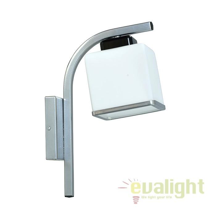 Aplica moderna ELTROX K1 SILVER 450/K1 EMB, Aplice de perete moderne, Corpuri de iluminat, lustre, aplice, veioze, lampadare, plafoniere. Mobilier si decoratiuni, oglinzi, scaune, fotolii. Oferte speciale iluminat interior si exterior. Livram in toata tara.  a