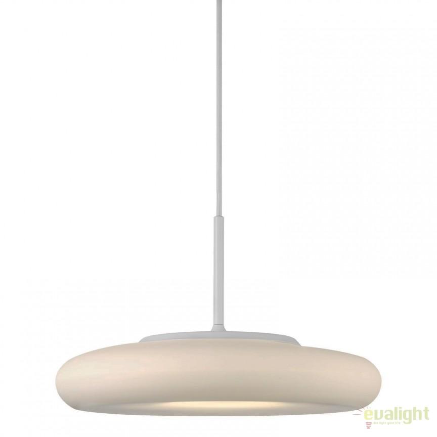 Pendul LED design modern diam. 36cm CIAMBO 45213001 DFTP, ILUMINAT INTERIOR LED , Corpuri de iluminat, lustre, aplice, veioze, lampadare, plafoniere. Mobilier si decoratiuni, oglinzi, scaune, fotolii. Oferte speciale iluminat interior si exterior. Livram in toata tara.  a