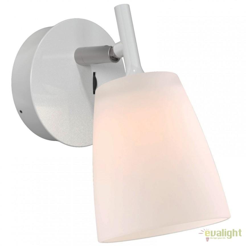 Aplica perete LED design modern Luna 83241001 DFTP, Aplice de perete LED, Corpuri de iluminat, lustre, aplice, veioze, lampadare, plafoniere. Mobilier si decoratiuni, oglinzi, scaune, fotolii. Oferte speciale iluminat interior si exterior. Livram in toata tara.  a