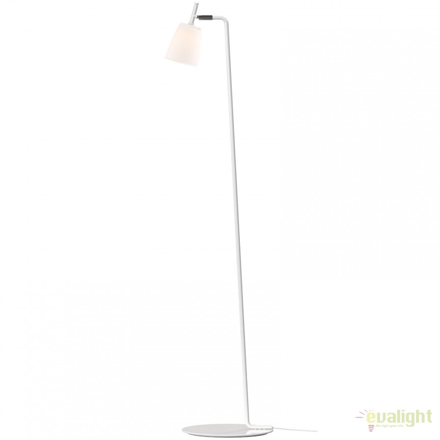Lampadar / Lampa de podea LED design modern Luna 83264001 DFTP, Veioze LED, Lampadare LED, Corpuri de iluminat, lustre, aplice, veioze, lampadare, plafoniere. Mobilier si decoratiuni, oglinzi, scaune, fotolii. Oferte speciale iluminat interior si exterior. Livram in toata tara.  a