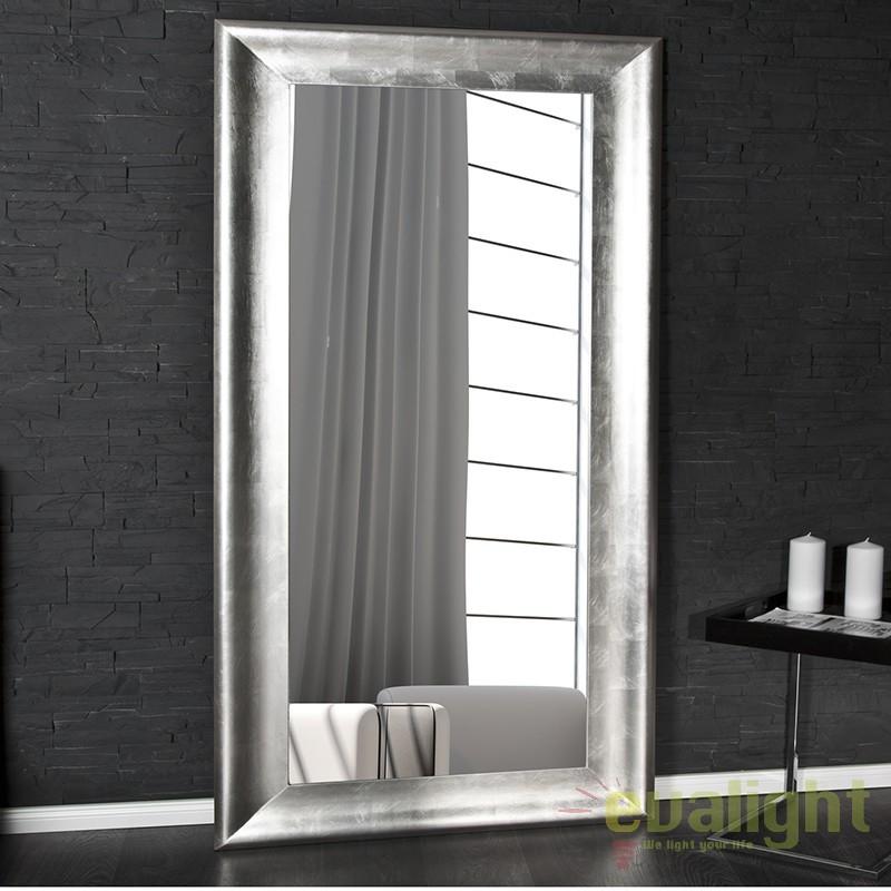 Oglinda decorativa eleganta Brillado 80x180cm argintiu A-9813 VC,  a