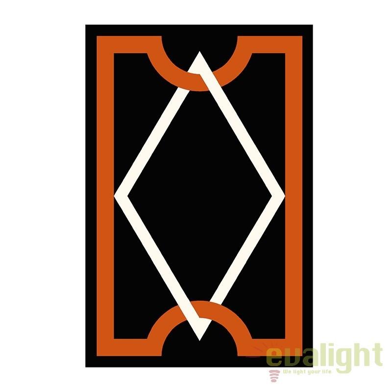 Covor elegant design LUX Boulay 200x300cm 108530 HZ, Covoare design decorativ modern pentru interior, exterior , Corpuri de iluminat, lustre, aplice, veioze, lampadare, plafoniere. Mobilier si decoratiuni, oglinzi, scaune, fotolii. Oferte speciale iluminat interior si exterior. Livram in toata tara.  a