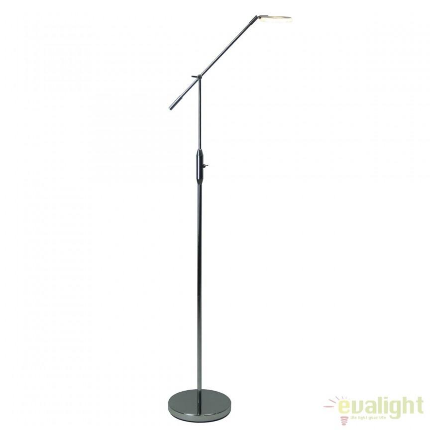Lampadar LED design modern AGO 3061 FTP, Veioze LED, Lampadare LED, Corpuri de iluminat, lustre, aplice, veioze, lampadare, plafoniere. Mobilier si decoratiuni, oglinzi, scaune, fotolii. Oferte speciale iluminat interior si exterior. Livram in toata tara.  a