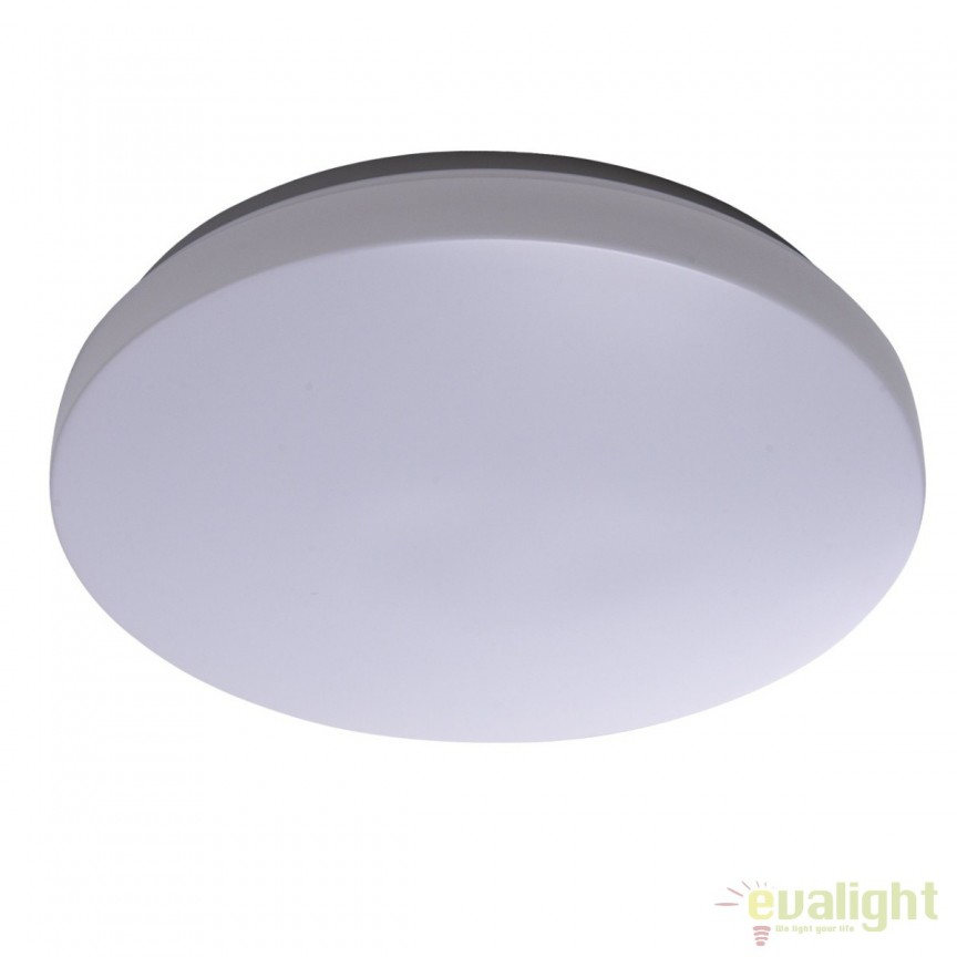 Plafoniera LED moderna diam.40cm Maty 674013301 MW, Plafoniere LED, Spoturi LED, Corpuri de iluminat, lustre, aplice, veioze, lampadare, plafoniere. Mobilier si decoratiuni, oglinzi, scaune, fotolii. Oferte speciale iluminat interior si exterior. Livram in toata tara.  a
