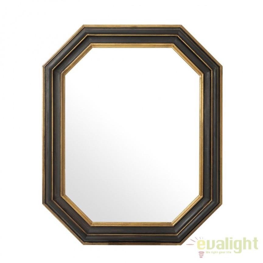 Oglinda decorativa design LUX Uxbridge 110949 HZ, Oglinzi decorative, Corpuri de iluminat, lustre, aplice, veioze, lampadare, plafoniere. Mobilier si decoratiuni, oglinzi, scaune, fotolii. Oferte speciale iluminat interior si exterior. Livram in toata tara.  a