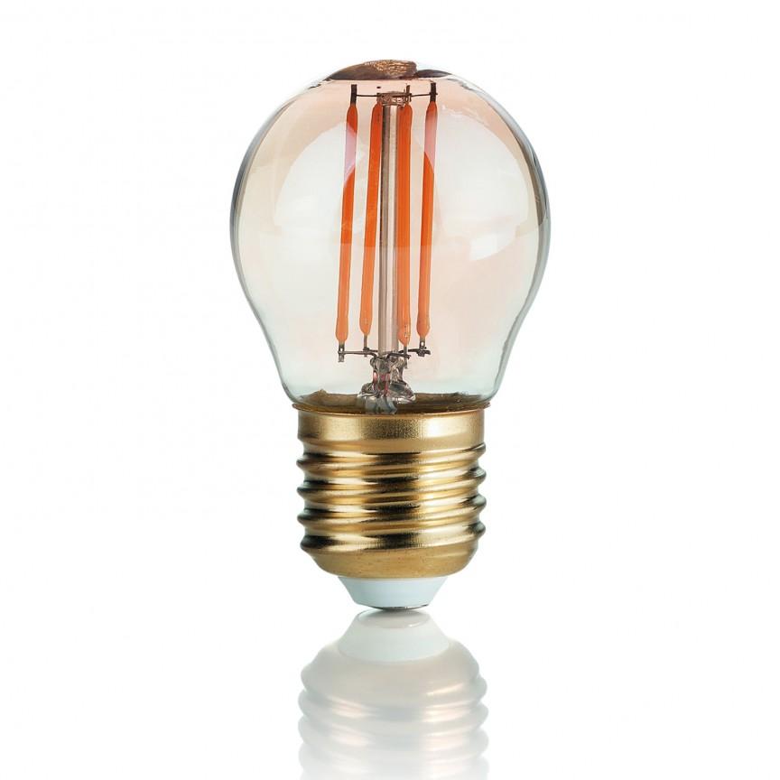 Bec LED VINTAGE E27 3.5W SFERA 151861, Becuri E27, Corpuri de iluminat, lustre, aplice, veioze, lampadare, plafoniere. Mobilier si decoratiuni, oglinzi, scaune, fotolii. Oferte speciale iluminat interior si exterior. Livram in toata tara.  a