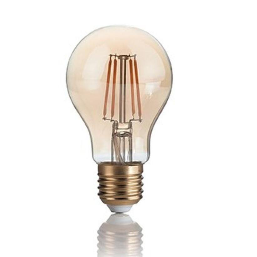 Bec LED VINTAGE E27 4W GOCCIA 151687, Becuri E27, Corpuri de iluminat, lustre, aplice, veioze, lampadare, plafoniere. Mobilier si decoratiuni, oglinzi, scaune, fotolii. Oferte speciale iluminat interior si exterior. Livram in toata tara.  a