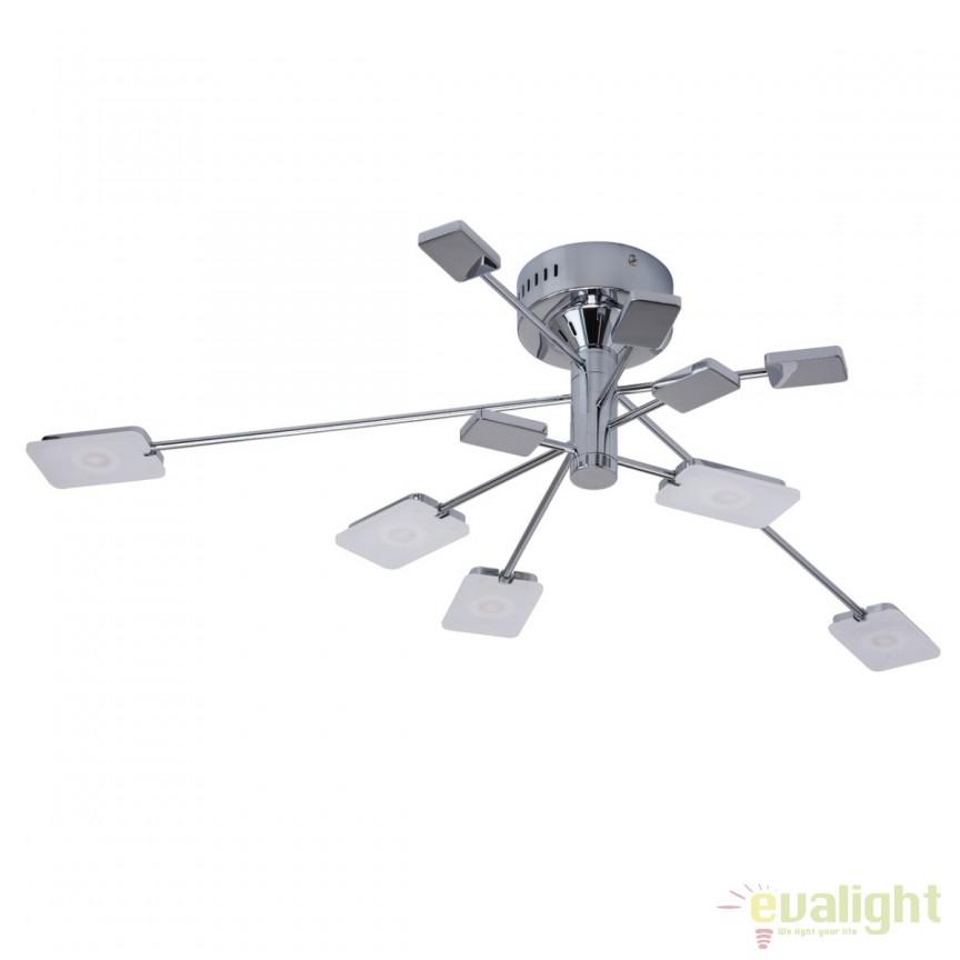 Lustra LED aplicata design modern Galaxy I 632013605 MW, ILUMINAT INTERIOR LED , Corpuri de iluminat, lustre, aplice, veioze, lampadare, plafoniere. Mobilier si decoratiuni, oglinzi, scaune, fotolii. Oferte speciale iluminat interior si exterior. Livram in toata tara.  a