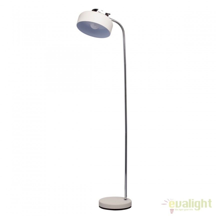 Lampadar LED / Lampa de podea Daria 636041401 MW, Veioze LED, Lampadare LED, Corpuri de iluminat, lustre, aplice, veioze, lampadare, plafoniere. Mobilier si decoratiuni, oglinzi, scaune, fotolii. Oferte speciale iluminat interior si exterior. Livram in toata tara.  a
