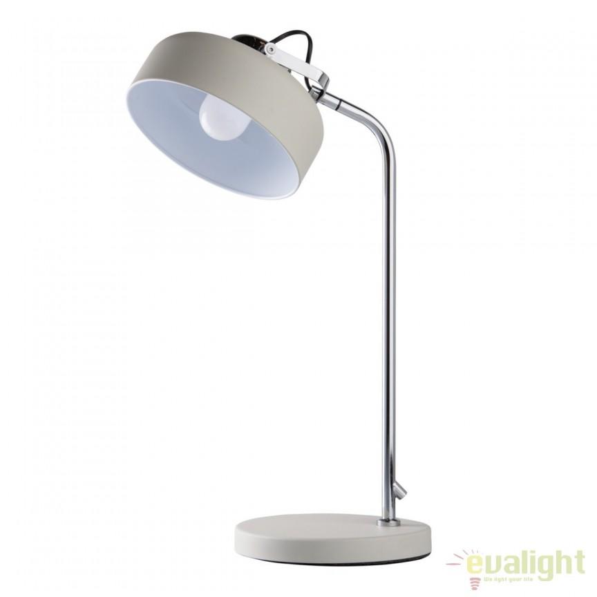 Veioza LED / Lampa de masa Daria 636031501 MW, Veioze LED, Lampadare LED, Corpuri de iluminat, lustre, aplice, veioze, lampadare, plafoniere. Mobilier si decoratiuni, oglinzi, scaune, fotolii. Oferte speciale iluminat interior si exterior. Livram in toata tara.  a