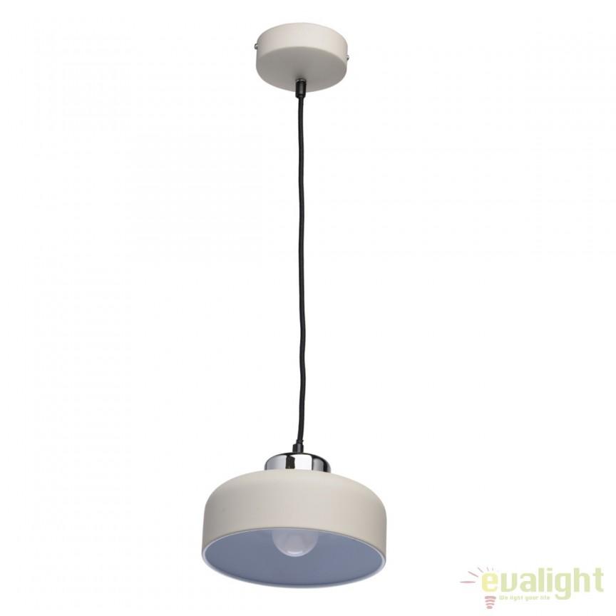 Pendul LED diam.20cm Daria I 636011701 MW, ILUMINAT INTERIOR LED , Corpuri de iluminat, lustre, aplice, veioze, lampadare, plafoniere. Mobilier si decoratiuni, oglinzi, scaune, fotolii. Oferte speciale iluminat interior si exterior. Livram in toata tara.  a