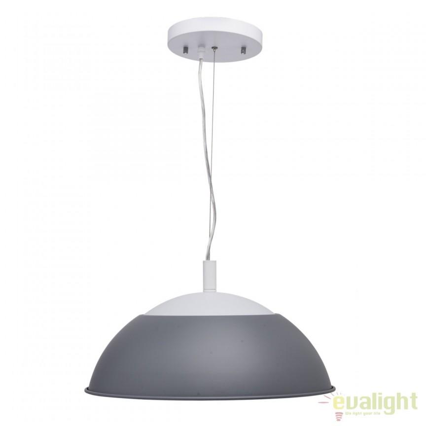 Lustra LED / Pendul design modern Tibet 664010301 MW, ILUMINAT INTERIOR LED , Corpuri de iluminat, lustre, aplice, veioze, lampadare, plafoniere. Mobilier si decoratiuni, oglinzi, scaune, fotolii. Oferte speciale iluminat interior si exterior. Livram in toata tara.  a