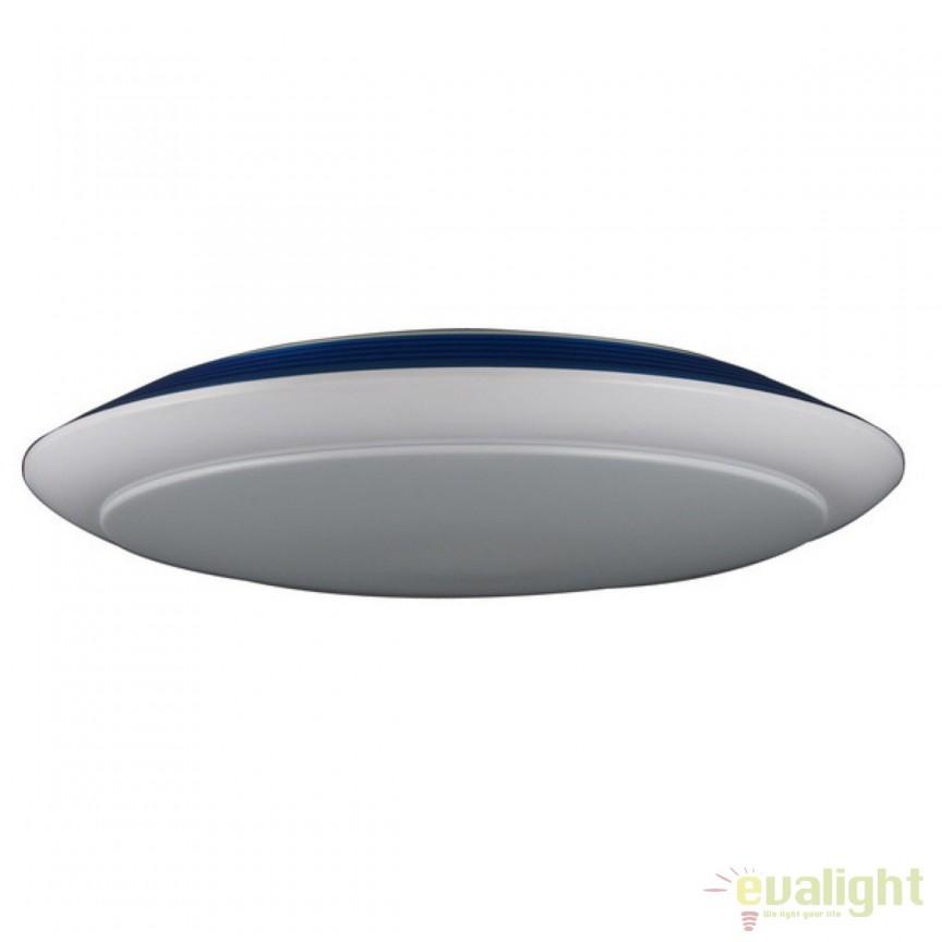 Plafoniera LED moderna diam.48cm Porto 674014201 MW, ILUMINAT INTERIOR LED , Corpuri de iluminat, lustre, aplice, veioze, lampadare, plafoniere. Mobilier si decoratiuni, oglinzi, scaune, fotolii. Oferte speciale iluminat interior si exterior. Livram in toata tara.  a