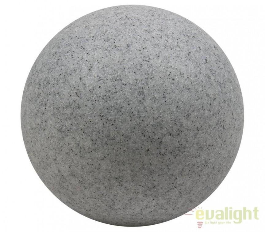 Lampa decorativa de exterior diam.60cm Globo granit 37274 HT, PROMOTII,  a