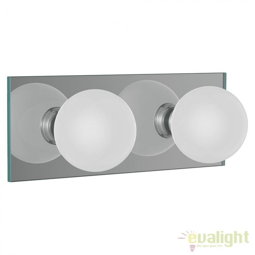 Aplica de perete pentru oglinda baie IP44 STAR-2 27486 HT, Aplice pentru baie, oglinda, tablou, Corpuri de iluminat, lustre, aplice, veioze, lampadare, plafoniere. Mobilier si decoratiuni, oglinzi, scaune, fotolii. Oferte speciale iluminat interior si exterior. Livram in toata tara.  a