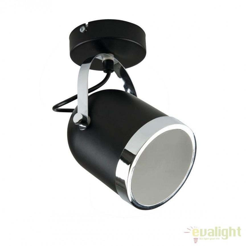 Aplica de perete tip spot directionabil NEO-1 27915 HT, Spoturi - iluminat - cu 1 spot, Corpuri de iluminat, lustre, aplice, veioze, lampadare, plafoniere. Mobilier si decoratiuni, oglinzi, scaune, fotolii. Oferte speciale iluminat interior si exterior. Livram in toata tara.  a