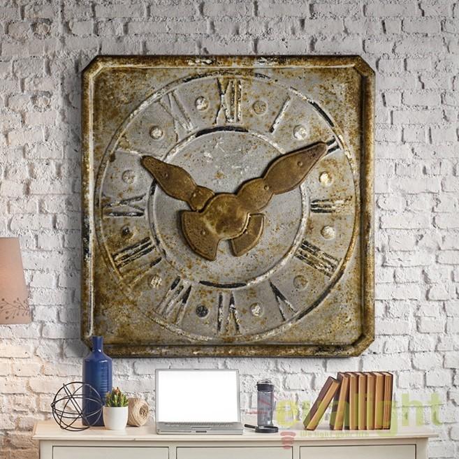 Basorelief decorativ ceas antic Tempus SV-594894, Statuete, Figurine decorative, Corpuri de iluminat, lustre, aplice, veioze, lampadare, plafoniere. Mobilier si decoratiuni, oglinzi, scaune, fotolii. Oferte speciale iluminat interior si exterior. Livram in toata tara.  a