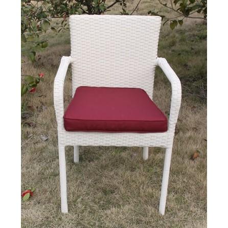 Set de 4 scaune din ratan ideale pentru tesase, TIV-BL 534.STIVBL SDM, Mobilier terasa si gradina, Corpuri de iluminat, lustre, aplice, veioze, lampadare, plafoniere. Mobilier si decoratiuni, oglinzi, scaune, fotolii. Oferte speciale iluminat interior si exterior. Livram in toata tara.  a