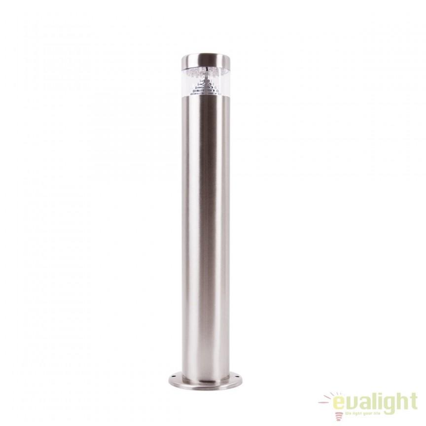 Stalp LED iluminat exterior IP44 Avon H50 G43485/82 BL, Stalpi de iluminat exterior mici si medii , Corpuri de iluminat, lustre, aplice, veioze, lampadare, plafoniere. Mobilier si decoratiuni, oglinzi, scaune, fotolii. Oferte speciale iluminat interior si exterior. Livram in toata tara.  a