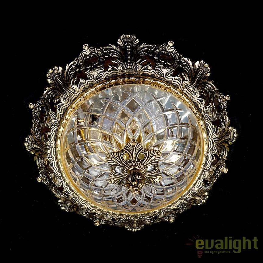 Plafoniera eleganta cristal Bohemia CHARLIZE 320, Plafoniere Cristal Bohemia, Corpuri de iluminat, lustre, aplice, veioze, lampadare, plafoniere. Mobilier si decoratiuni, oglinzi, scaune, fotolii. Oferte speciale iluminat interior si exterior. Livram in toata tara.  a