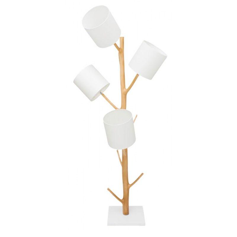 Lampadar design rustic Lemoni FL, Lampadare, Corpuri de iluminat, lustre, aplice, veioze, lampadare, plafoniere. Mobilier si decoratiuni, oglinzi, scaune, fotolii. Oferte speciale iluminat interior si exterior. Livram in toata tara.  a