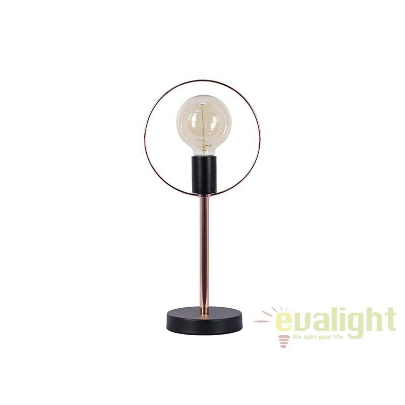 Lampa de birou design modern Linette 45666 SAP, Veioze de Birou moderne, Corpuri de iluminat, lustre, aplice, veioze, lampadare, plafoniere. Mobilier si decoratiuni, oglinzi, scaune, fotolii. Oferte speciale iluminat interior si exterior. Livram in toata tara.  a
