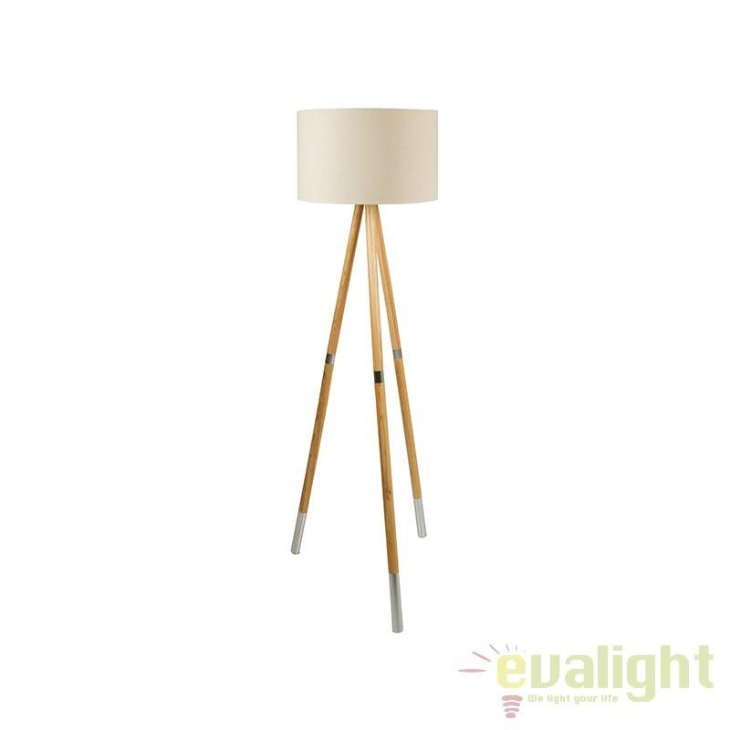 Lampadar design elegant Rayna 45677 SAP, Lampadare, Corpuri de iluminat, lustre, aplice, veioze, lampadare, plafoniere. Mobilier si decoratiuni, oglinzi, scaune, fotolii. Oferte speciale iluminat interior si exterior. Livram in toata tara.  a