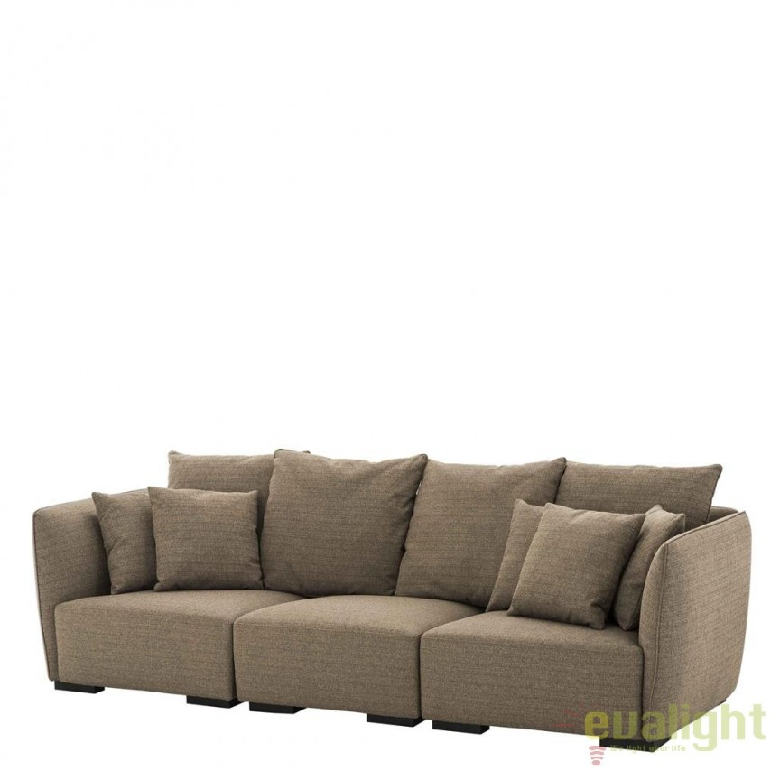 Canapea eleganta, confortabila, design lux Cassidy 111198 HZ, MOBILA SI DECORATIUNI , Corpuri de iluminat, lustre, aplice, veioze, lampadare, plafoniere. Mobilier si decoratiuni, oglinzi, scaune, fotolii. Oferte speciale iluminat interior si exterior. Livram in toata tara.  a
