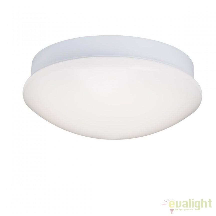 Plafoniera LED cu senzor de miscare Fakir G94306/05 BL, Iluminat cu senzor de miscare, Corpuri de iluminat, lustre, aplice, veioze, lampadare, plafoniere. Mobilier si decoratiuni, oglinzi, scaune, fotolii. Oferte speciale iluminat interior si exterior. Livram in toata tara.  a