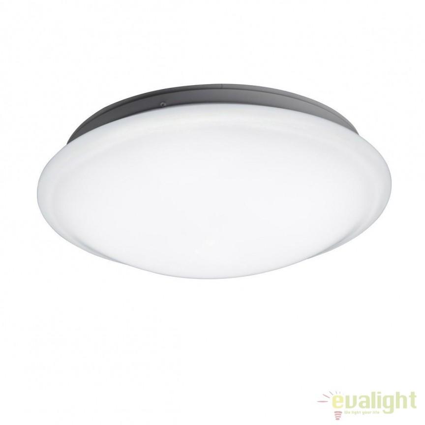 Plafoniera LED cu 4 trepte de iluminat Equinox G94308/05 BL, Plafoniere LED, Spoturi LED, Corpuri de iluminat, lustre, aplice, veioze, lampadare, plafoniere. Mobilier si decoratiuni, oglinzi, scaune, fotolii. Oferte speciale iluminat interior si exterior. Livram in toata tara.  a