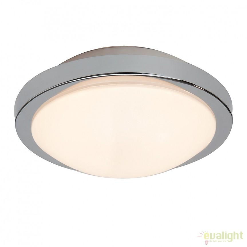 Plafoniera LED cu senzor de miscare Marius G94228/75 BL, Iluminat cu senzor de miscare, Corpuri de iluminat, lustre, aplice, veioze, lampadare, plafoniere. Mobilier si decoratiuni, oglinzi, scaune, fotolii. Oferte speciale iluminat interior si exterior. Livram in toata tara.  a