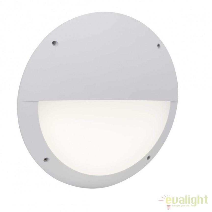 Aplica de perete LED iluminat exterior cu senzor IP65 Ballina alba G96308/05 BL, Iluminat cu senzor de miscare, Corpuri de iluminat, lustre, aplice, veioze, lampadare, plafoniere. Mobilier si decoratiuni, oglinzi, scaune, fotolii. Oferte speciale iluminat interior si exterior. Livram in toata tara.  a