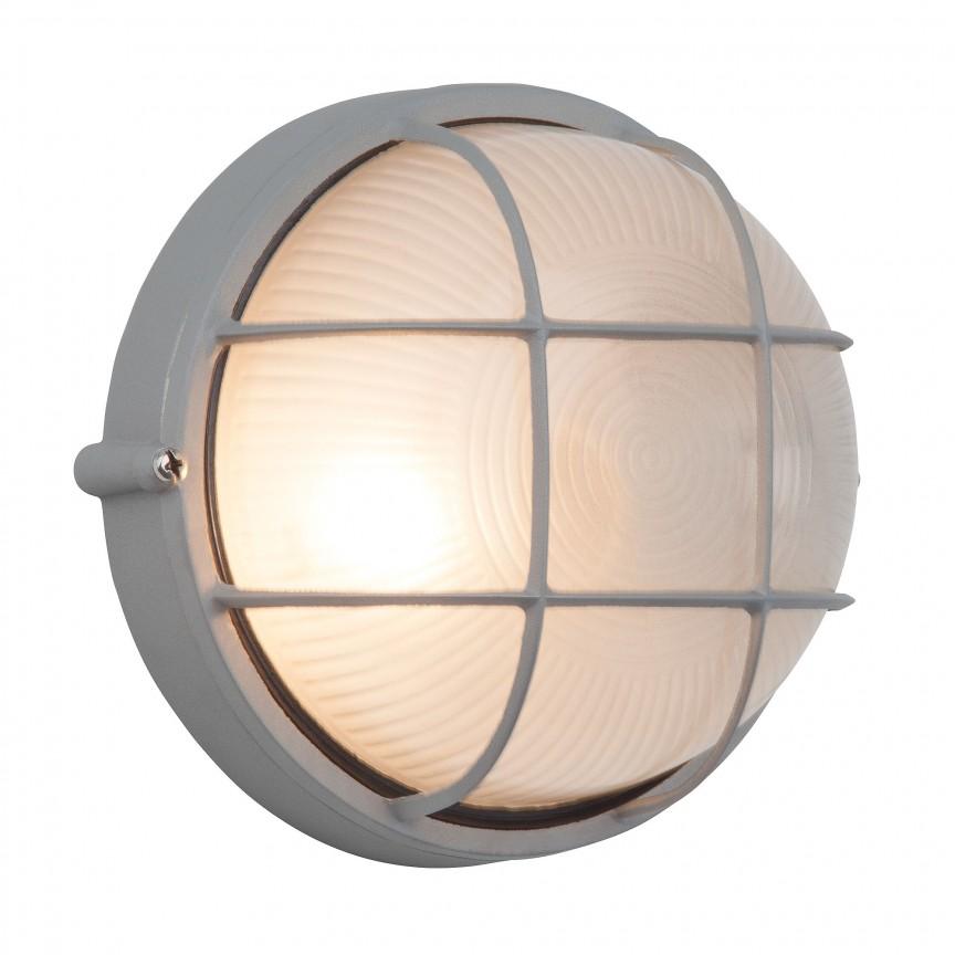 Aplica de perete iluminat exterior IP44 Jerry 96105/11 BL, PROMOTII, Corpuri de iluminat, lustre, aplice, veioze, lampadare, plafoniere. Mobilier si decoratiuni, oglinzi, scaune, fotolii. Oferte speciale iluminat interior si exterior. Livram in toata tara.  a