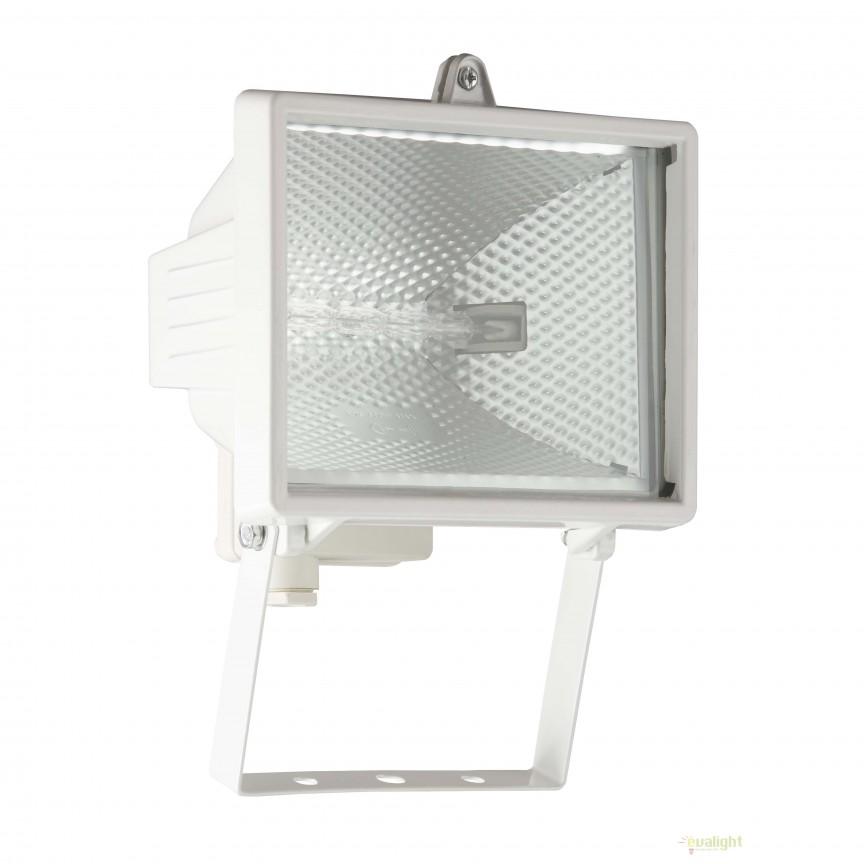Proiector / Aplica iluminat exterior IP44 Tanko alba 96161/05 BL, Proiectoare de iluminat exterior , Corpuri de iluminat, lustre, aplice, veioze, lampadare, plafoniere. Mobilier si decoratiuni, oglinzi, scaune, fotolii. Oferte speciale iluminat interior si exterior. Livram in toata tara.  a