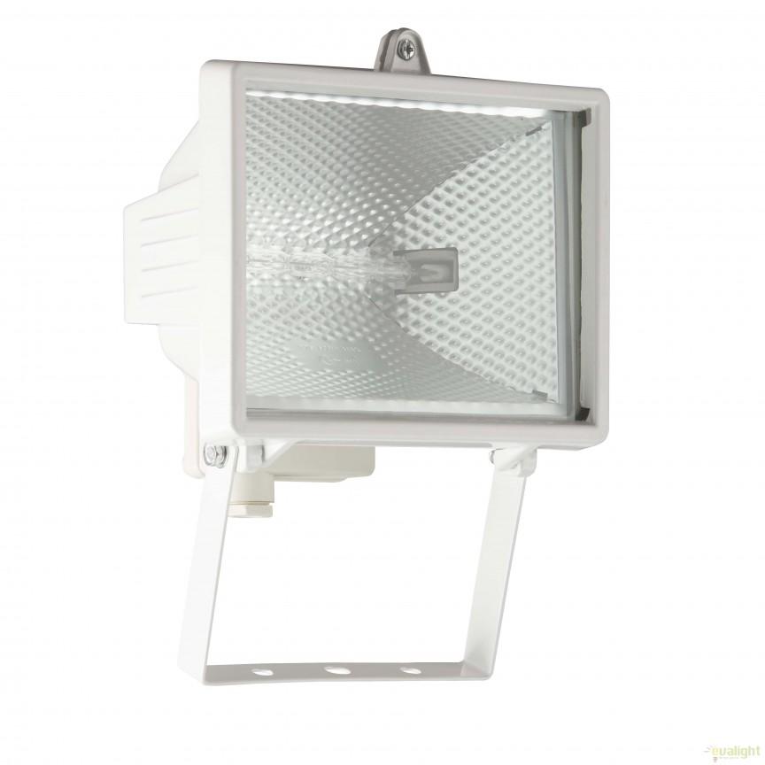 Proiector / Aplica iluminat exterior IP44 Tanko alba 96163/05 BL, Proiectoare de iluminat exterior , Corpuri de iluminat, lustre, aplice, veioze, lampadare, plafoniere. Mobilier si decoratiuni, oglinzi, scaune, fotolii. Oferte speciale iluminat interior si exterior. Livram in toata tara.  a
