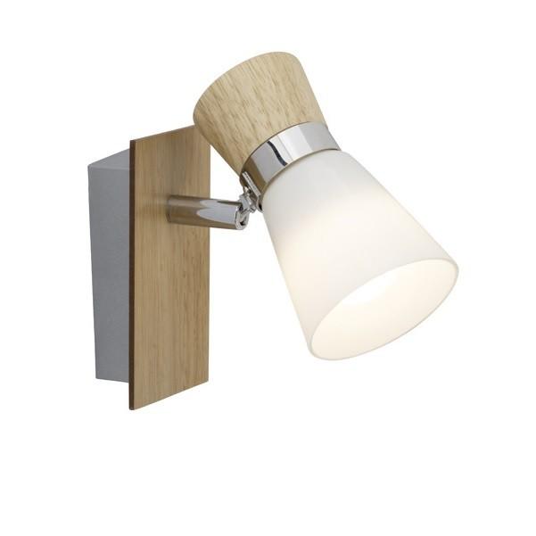 Aplica de perete cu spot directionabil NACOLLA 56310/75 BL, Spoturi - iluminat - cu 1 spot, Corpuri de iluminat, lustre, aplice, veioze, lampadare, plafoniere. Mobilier si decoratiuni, oglinzi, scaune, fotolii. Oferte speciale iluminat interior si exterior. Livram in toata tara.  a