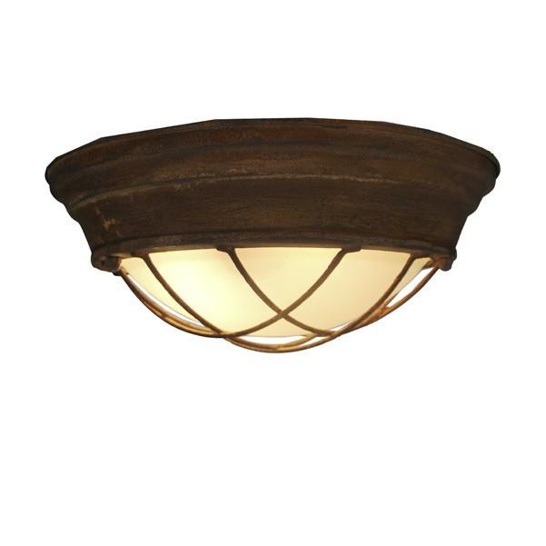 Aplica / Plafoniera design rustic TYPHOON II 94492/60 BL, Aplice de perete, Corpuri de iluminat, lustre, aplice, veioze, lampadare, plafoniere. Mobilier si decoratiuni, oglinzi, scaune, fotolii. Oferte speciale iluminat interior si exterior. Livram in toata tara.  a