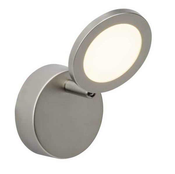 Aplica perete LED cu spot directionabil REEVA G53010/13 BL, Aplice de perete LED, Corpuri de iluminat, lustre, aplice, veioze, lampadare, plafoniere. Mobilier si decoratiuni, oglinzi, scaune, fotolii. Oferte speciale iluminat interior si exterior. Livram in toata tara.  a