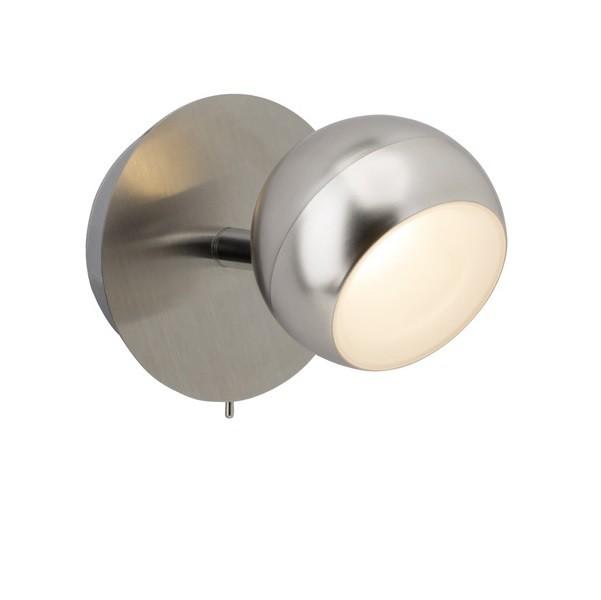 Aplica perete LED cu spot directionabil INOVA G58011/13 BL, Aplice de perete LED, Corpuri de iluminat, lustre, aplice, veioze, lampadare, plafoniere. Mobilier si decoratiuni, oglinzi, scaune, fotolii. Oferte speciale iluminat interior si exterior. Livram in toata tara.  a