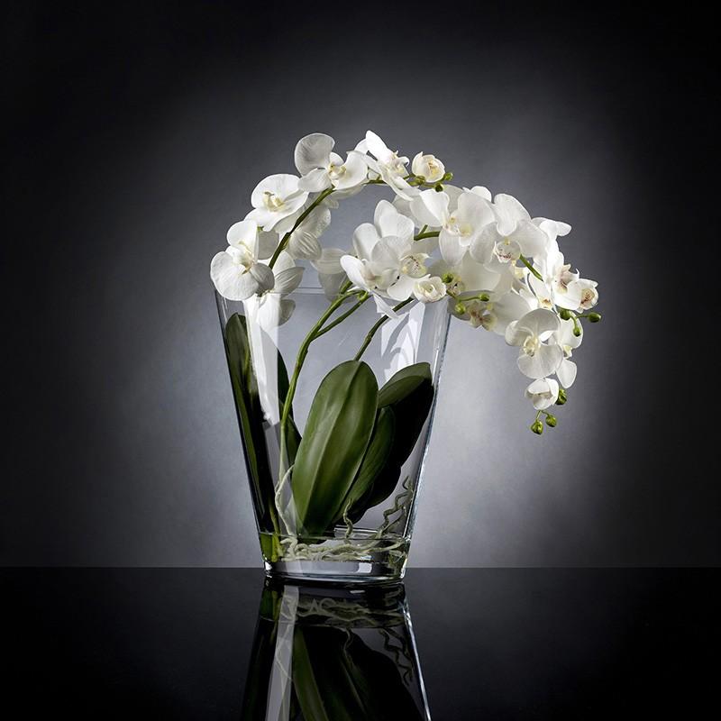 Aranjament floral elegant TROPICAL PLANT 1141378.95, Aranjamente florale LUX, Corpuri de iluminat, lustre, aplice, veioze, lampadare, plafoniere. Mobilier si decoratiuni, oglinzi, scaune, fotolii. Oferte speciale iluminat interior si exterior. Livram in toata tara.  a