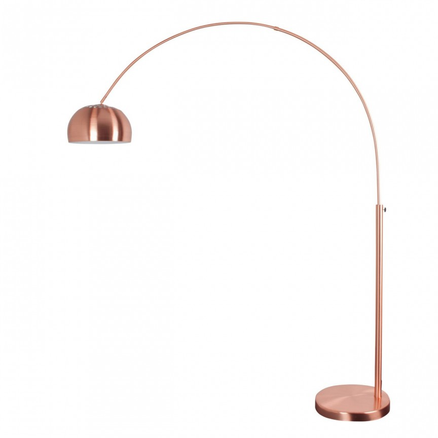 Lampadar elegant din metal finisaj cupru Bogen 5100022 ZV, Outlet,  a