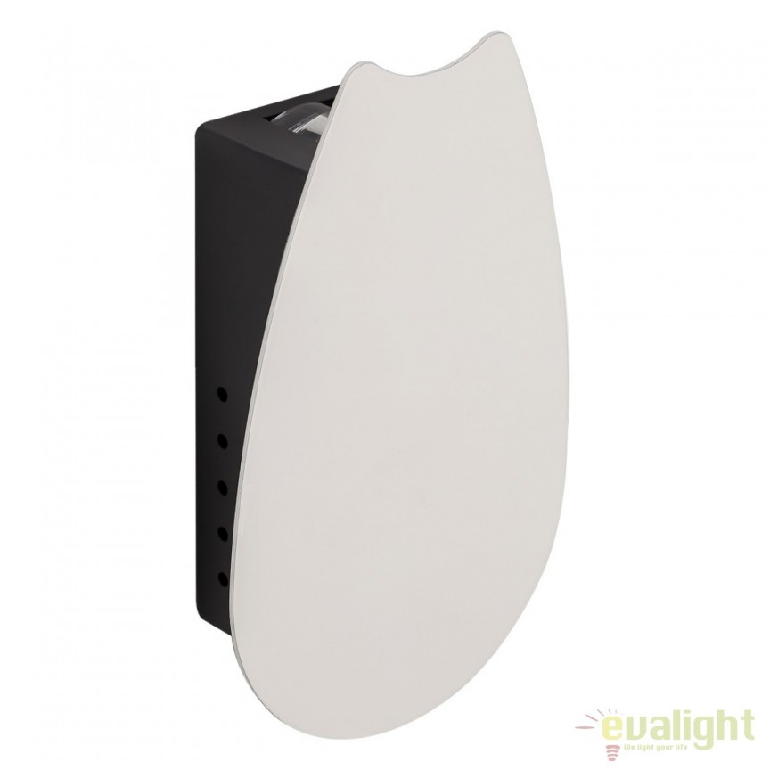 Aplica perete LED ambientala NEUSS 662020101 MW, Aplice de perete LED, Corpuri de iluminat, lustre, aplice, veioze, lampadare, plafoniere. Mobilier si decoratiuni, oglinzi, scaune, fotolii. Oferte speciale iluminat interior si exterior. Livram in toata tara.  a