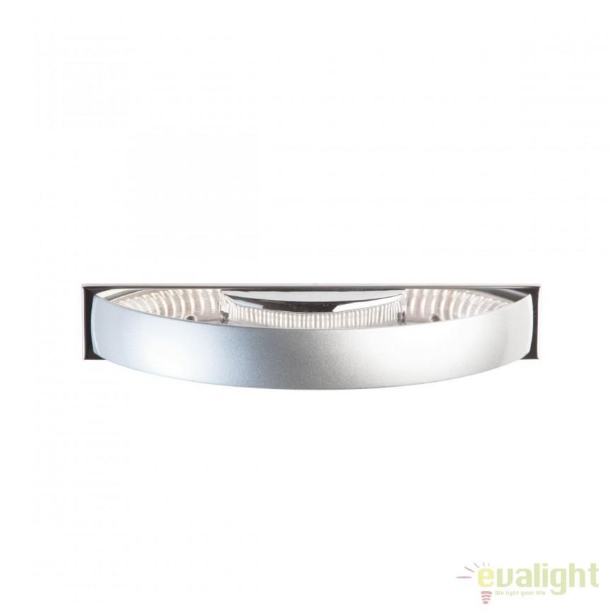 Aplica perete LED moderna Platon 661020701 MW, Aplice de perete LED, Corpuri de iluminat, lustre, aplice, veioze, lampadare, plafoniere. Mobilier si decoratiuni, oglinzi, scaune, fotolii. Oferte speciale iluminat interior si exterior. Livram in toata tara.  a