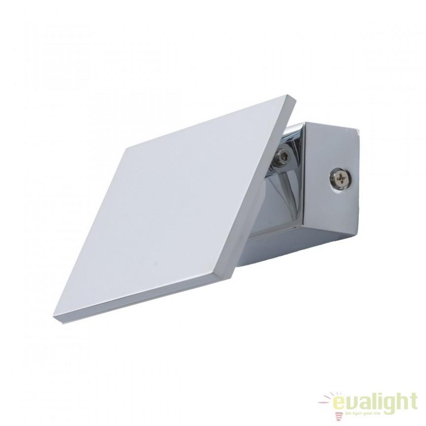 Aplica perete LED moderna NEUSS 492022701 MW, Aplice de perete LED, Corpuri de iluminat, lustre, aplice, veioze, lampadare, plafoniere. Mobilier si decoratiuni, oglinzi, scaune, fotolii. Oferte speciale iluminat interior si exterior. Livram in toata tara.  a