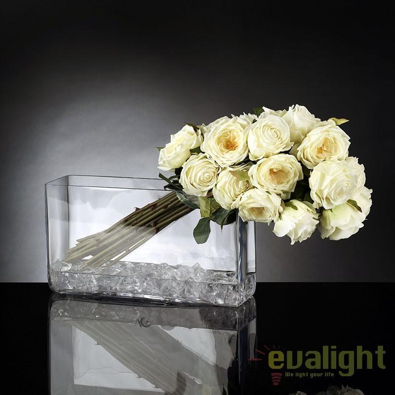 Aranjament floral elegant sedign LUX BUNCH GIULIA 1141190.95, Aranjamente florale LUX, Corpuri de iluminat, lustre, aplice, veioze, lampadare, plafoniere. Mobilier si decoratiuni, oglinzi, scaune, fotolii. Oferte speciale iluminat interior si exterior. Livram in toata tara.  a