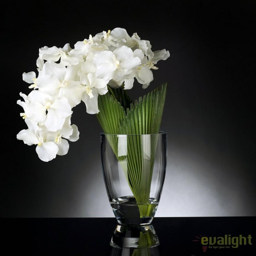 Aranjament floral elegant ORCHID PALMITOS 1141366.95, Aranjamente florale LUX, Corpuri de iluminat, lustre, aplice, veioze, lampadare, plafoniere. Mobilier si decoratiuni, oglinzi, scaune, fotolii. Oferte speciale iluminat interior si exterior. Livram in toata tara.  a