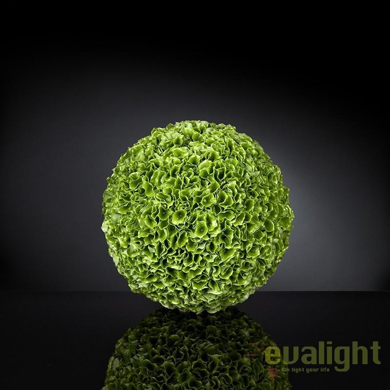 Aranjament floral elegant in forma de sfera, MOLUCELLA BIG 1141291.60, Aranjamente florale LUX, Corpuri de iluminat, lustre, aplice, veioze, lampadare, plafoniere. Mobilier si decoratiuni, oglinzi, scaune, fotolii. Oferte speciale iluminat interior si exterior. Livram in toata tara.  a